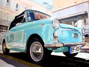 Andreas Maul - Autobianchi in Cannes 6